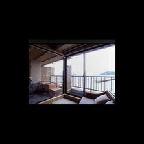 307「出愛」の露天風呂