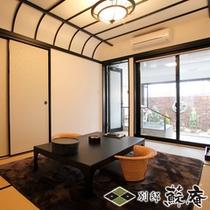 【メゾネット洋館風】〜浪漫館(ROMANKAN)〜客室