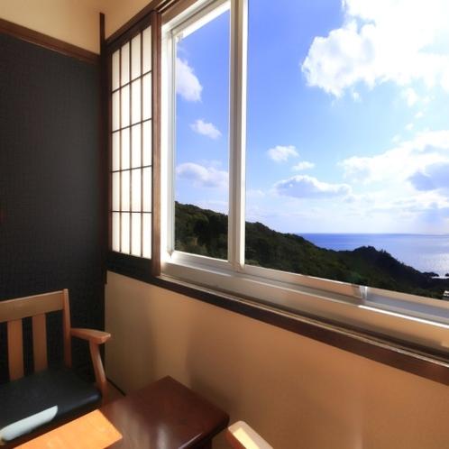 【海側 和室客室4】