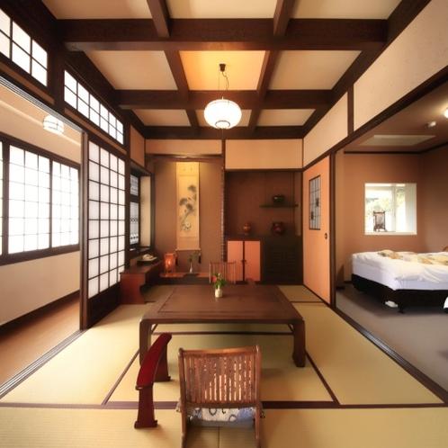 特別室:菊椿