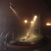 【祈りの湯(地下1階)】内風呂