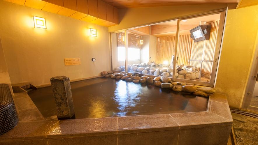 ■男性大浴場内湯 (湯温40~41℃)