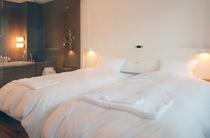 1BDRデラックス ベッドルーム一例