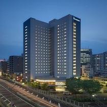楽天_ホテル全景