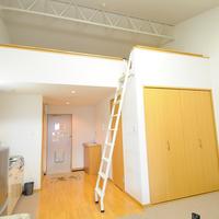 トータル50m2!キッチン・洗濯機・ロフト有り(Fタイプ)