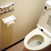 ウォシュレット付きトイレ(平日激安部屋を除く)