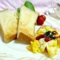 朝食付きプラン(朝食一例)