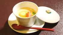 *お夕食一例:茶碗蒸し