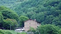 *信州の山奥にひっそりと佇む秘湯「五色温泉」五色の湯旅館・外観