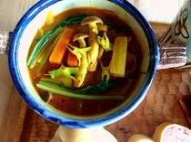 【ご朝食】日替わりスープ