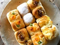 【ご朝食】日替わりでお楽しみ頂けます。