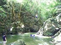 【周辺】滝を目指して行く、沢登ツアー♪