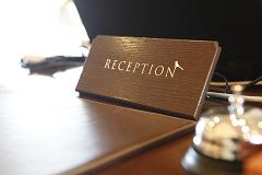 ホテル【レセプション】