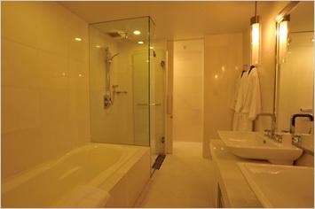 ビュースイート バスルーム