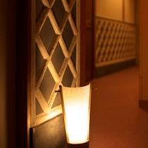 廊下の照明のイメージ