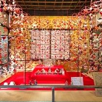 稲取伝統「雛のつるし飾り」