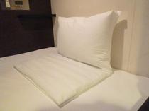 オリジナル折りたたみ枕