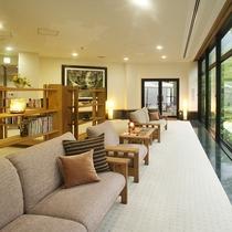 2階図書スペース