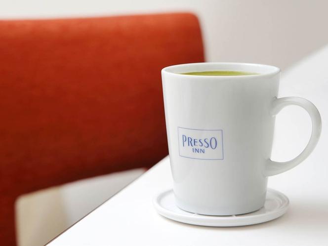 【全客室】カップ&お茶