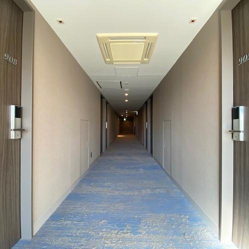 東京九段下 館内廊下
