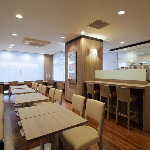 東京九段下 朝食コーナー