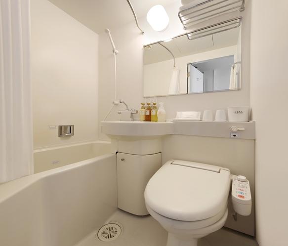 東京九段下 バスルーム(セミダブルルーム)