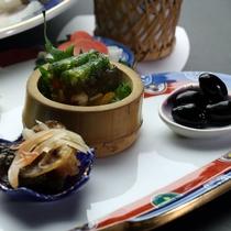 【冬のフグコース】季節や旬に合わせて同じプランのお料理でも変化していきます