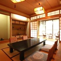 【和室20畳 】芙蓉 広々とした空間でゆっくりお寛ぎ下さい。