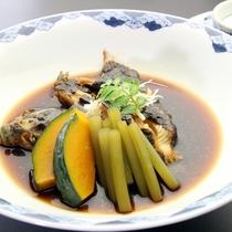 城下カレイの煮物