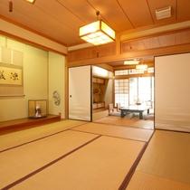 【和室20畳 】芙蓉 2間続きの広々としたお部屋です