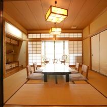 【和室20畳 】芙蓉 広いお部屋でゆったりとお過ごしください。