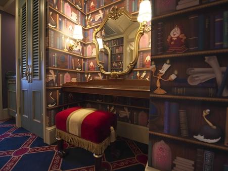 ディズニー美女と野獣ルーム(3〜9階)
