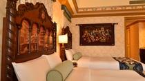 ヴェネツィア・サイドの客室(イメージ)(C)Disney