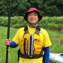 *JRCA日本レクリエーションカヌー協会認定指導員がご案内します