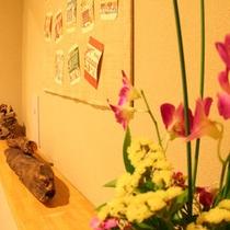装飾と活花