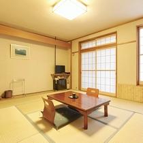 【客室一例】旧館レトロ調和室(東館)…リーズナブルに温泉・お料理をお楽しみいただけます。