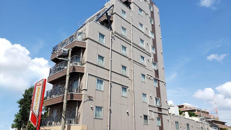 ホスピタリティイン八幡宿駅前(BBHホテルグループ)