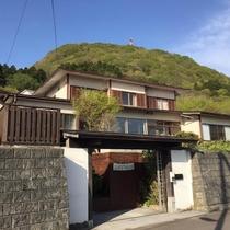 函館山ゲストハウス 外観