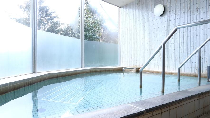*【風呂】男性用大浴場でございます。奈良では珍しいメタケイ酸の温泉
