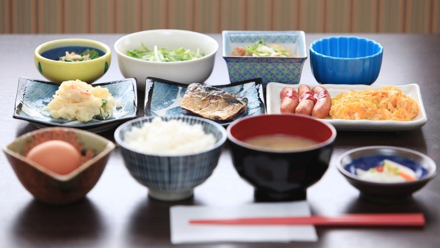 ご朝食(和食スタイル)