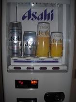 ビール自動販売機(2階)