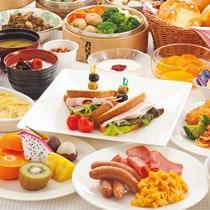 ■和洋ビュッフェ朝食イメージ