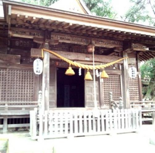 【周辺】日枝神社