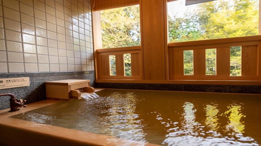 別邸「水の語り部」半露天風呂