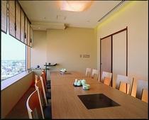 椿山荘 個室
