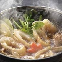 《夕食コース》きりたんぽ鍋(冬季限定)