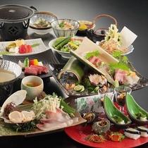 【2017夏季】料理長おまかせ特選会席