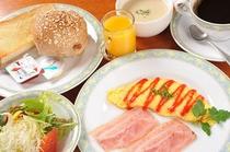 朝食(洋食)¥840