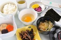 朝食(和モーニング)¥630