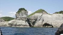 堂ヶ島遊覧船から望む景色